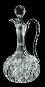 Cut Glass Dorflinger Decanter