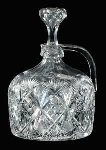 Cut Glass J. Hoare Jug