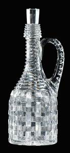 Cut Glass J. Hoare Whiskey Decanter