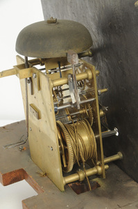 Federal Aaron Willard Tall Case Clock