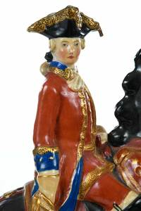 Russian Imperial Porcelain Factory Figurine