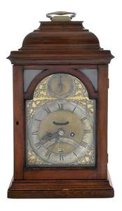 Thomas Wagstaff Bracket Clock