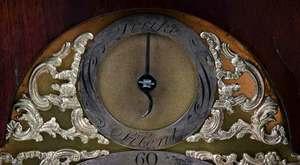 Thomas Wagstaff Bracket Clock