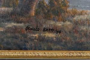 Oswald Longfield Brett