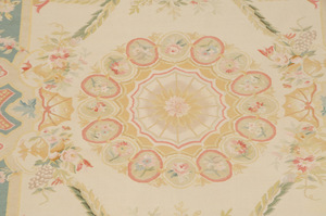 Aubusson Style Tapestry Rug