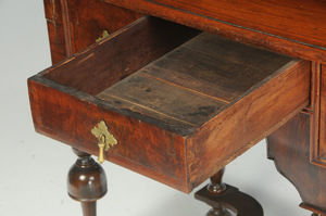 American William and Mary Style Dressing Table