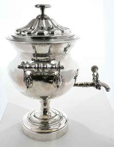 Silver Hot Water Urn