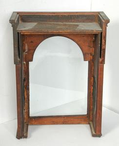 Federal Inlaid Mahogany Tall Case Clock