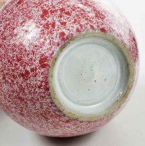Chinese Qing Dynasty Bottle Vase