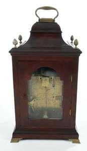 Fine Philadelphia Federal Bracket Clock