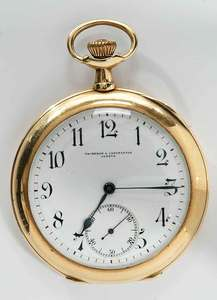 Vacheron & Constantin 14kt. Gold Pocket Watch
