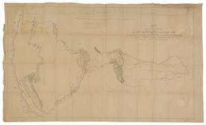 1842 Fremont Map of the Rocky Mountains