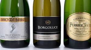 Five Sparkling White Wines, Perrier-Jouët