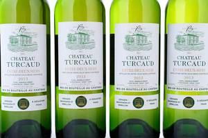 Four 2013 Château Turcaud Entre-deux-Mers