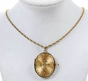 14kt. Gold Locket