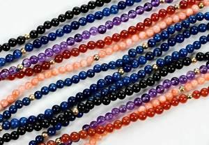 10 Bead Necklaces