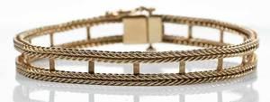 14kt. Gold Bracelet Jacket