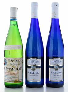 Three Vintage German White Wines