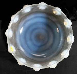 R. Lalique Madagascar Opalescent Bowl