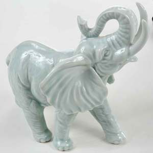 Group Porcelain Elephants, Herend