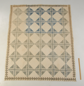Three Quilts, Including Two by Julia Spidell