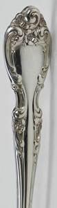 Gorham Melrose Sterling Flatware, 130 Pieces