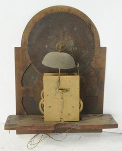 Scottish George III Mahogany Tall Case Clock