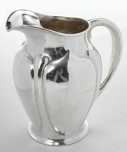 Kalo Sterling Water Pitcher