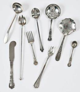Sterling Flatware, Approx. 41 Pieces
