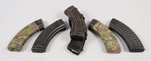 Six AK47 30 rd. Magazines