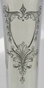 Kirk Sterling Trumpet Vase
