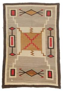 Crystal Trading Post Storm Pattern Weaving
