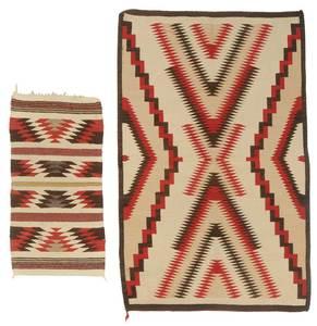Two Eye Dazzler Weavings