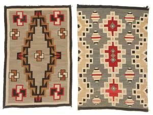 Two Southwestern Textiles