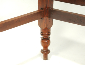 Classical Carved and Turned Four Post Bedstead