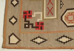 Navajo Teec Nos Pos Rug