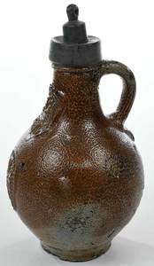 Frechen Stoneware Bellarmine Jug