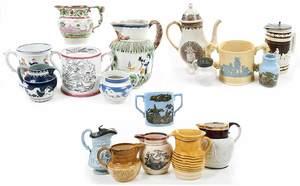 Collection of Assorted British Ceramics