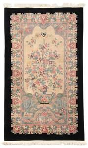 Chinese Feti Rug With Dragon, Phoenix