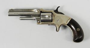 Marlin XXX Standard Model 1872 Tip-Up Revolver