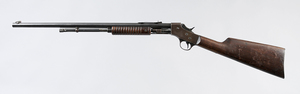 Stevens Model 70 Pump Action Rifle