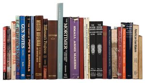 27 Books of Gunsmithing and Personal Accounts