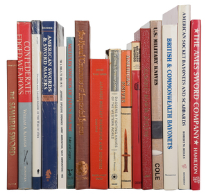 16 Reference Books on Knives and Bladed Weapons