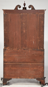 Important Signed Charleston Secretary Linen Press