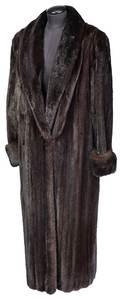 Coopchick Mink Fur Coat