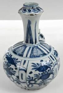 Chinese Blue and White Porcelain Kendi
