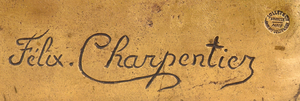 Felix Maurice Charpentier