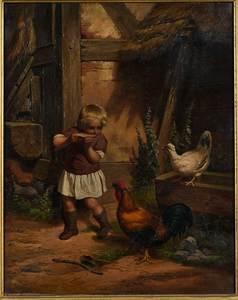German School Genre Painting