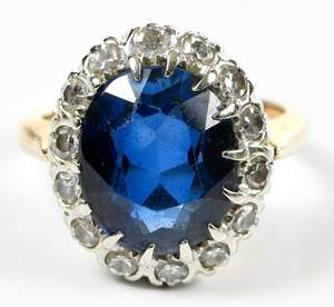 14kt. Gemstone Ring