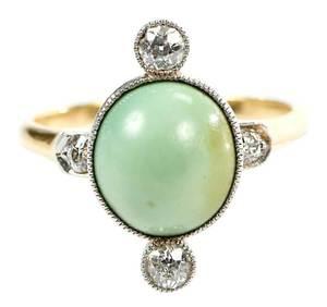 Black, Starr & Frost Gemstone Ring